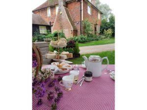 Farmhouse Cream Tea